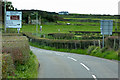 C9943 : Causeway Road approaching the A2 near Dunseverick by David Dixon
