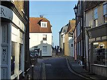 TR3752 : Oak Street, Deal by Robin Webster