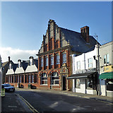 TR3752 : Former Head Post Office, Deal by Robin Webster