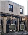 TQ2886 : Housing terrace, Winscombe Street by Jim Osley