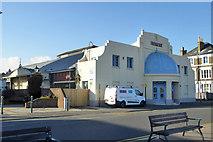 TR3752 : Former Regent cinema, Deal by Robin Webster