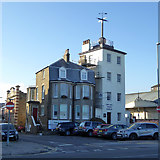 TR3752 : Time Ball Tower Museum, Deal by Robin Webster