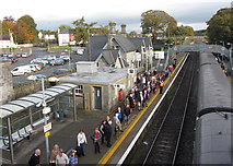 S1258 : Thurles station by Gareth James