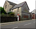 SS9992 : Former Trinity Calvinistic Methodist Church, Tonypandy by Jaggery
