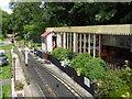 SJ9557 : Rudyard and Leek Railway - Rudyard Station by Chris Allen
