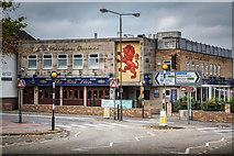 SK3950 : Red Lion Public House Ripley Derbyshire by Martin Froggatt