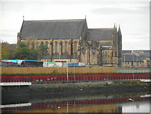 NS5565 : Govan Parish Church by Richard Sutcliffe