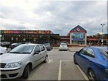 SJ7994 : Stretford Mall by Gerald England