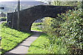 ST2490 : Moriah Hill bridge, Monmouthshire & Brecon Canal, Risca by M J Roscoe