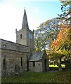 NZ2215 : St Edwin's Church High Coniscliffe by Gordon Hatton