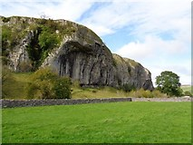 SD9768 : Kilnsey Crag, Wharfedale by Ashley Dace