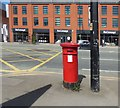 SJ8498 : VR Postbox (M1 171D) by Gerald England