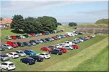 NT9953 : Overflow car park... by Bill Harrison