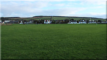 NS2107 : Sports Field at Maidens by Billy McCrorie