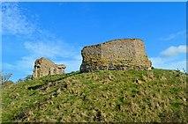 SO4430 : Kilpeck Castle by Philip Pankhurst