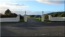 NS2006 : Entrance for Turnberry Lighthouse by Billy McCrorie