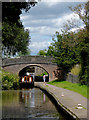 SJ9051 : Bridge and Engine Lock south of Norton Green, Stoke-on-Trent by Roger  Kidd