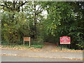 TQ5992 : Hampden Woods, Warley by Malc McDonald