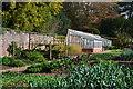 SU5927 : Walled vegetable garden, Hinton Ampner by David Martin