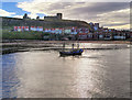NZ8911 : Bark Endeavour in Whitby Harbour by David Dixon