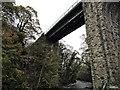 SJ9687 : River Goyt Viaduct by Stephen Burton