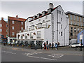 NZ8910 : The Angel Hotel, Whitby by David Dixon