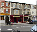 ST3187 : Julian Davies Opticians, 29 Commercial Road, Newport by Jaggery