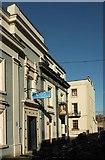 ST5773 : Lido and Victoria pub, Victoria Park by Derek Harper