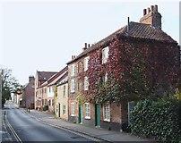 SK7953 : Millgate, Newark on Trent, Notts. by David Hallam-Jones