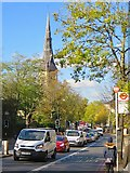 TQ3473 : Lordship Lane, Dulwich by Paul Harrop
