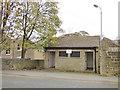 SE0636 : Closed public toilets, Station Road, Cullingworth  by Stephen Craven
