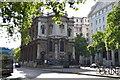 TQ3080 : Church of St Mary le Strand by N Chadwick