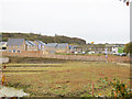 SE0636 : New housing south of Manywells Brow, Cullingworth  by Stephen Craven