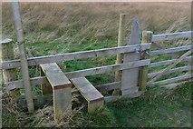 SE0210 : Stile with dog gate by Bob Harvey