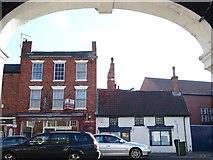 SK7953 : Castlegate, Newark on Trent, Notts. by David Hallam-Jones