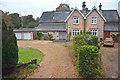 SY9390 : Sandford : Heath Cottages : Week 44