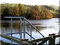 NY2535 : Chapelhouse Reservoir by Andrew Curtis