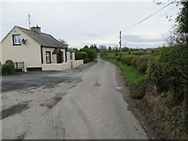R9338 : Road between Comea and Drumclieve by Peter Wood