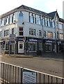 SJ0081 : Williams Estates office, Rhyl by Jaggery