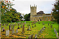 SP2523 : St Andrew's Church, Kingham by Bill Boaden