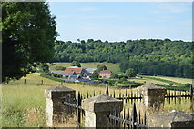 SU8695 : Hughenden Manor by N Chadwick
