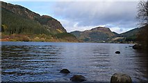 NN5810 : Loch Lubnaig. by steven ruffles