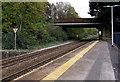 ST1479 : Station Road bridge, Llandaff North, Cardiff by Jaggery