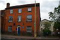 SU4997 : Abingdon: house of Baptist theologian Daniel Turner by Christopher Hilton
