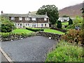 NY3225 : Barbara's Cottages, Threlkeld by Les Hull