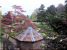 ST5071 : Tyntesfield Garden by norman griffin