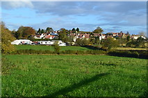 ST6990 : Looking towards Bibstone from Townwell by David Martin