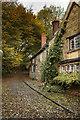 SD7311 : Samuel Crompton's Birthplace by James Johnstone