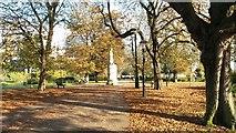SU4212 : Autumn in East Park by David Martin