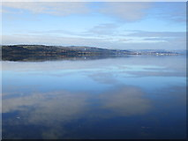 NS3974 : The River Clyde by Jonathan Thacker